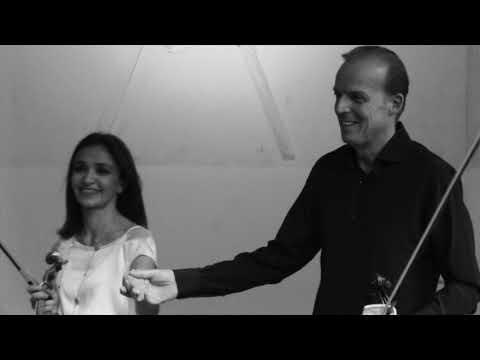 Natalia Gabunia & Wouter Vossen (Live from Concertgebouw Spiegelzaal)