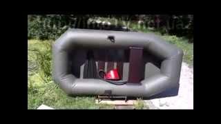 видео Надувная лодка 2 местная барнаул. Надувные лодки