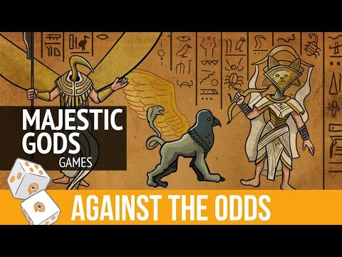 Against the Odds: Majestic Gods (Games)