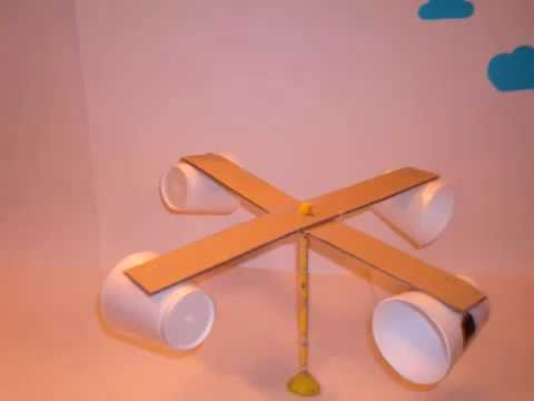 1 How To Build An Anemometer - YouTube