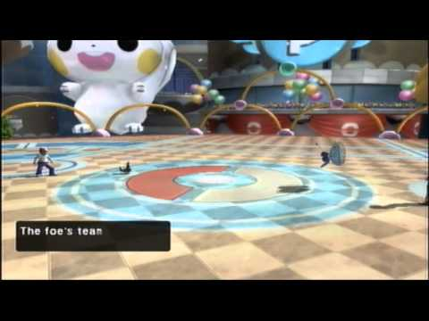 Let's Play Pokémon Battle Revolution ∙ Part 1 - Rental Wrecking