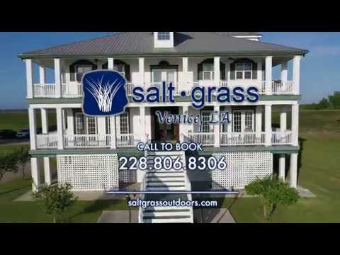 Saltgrass Outdoors | Luxury Lodging In Venice, Louisiana