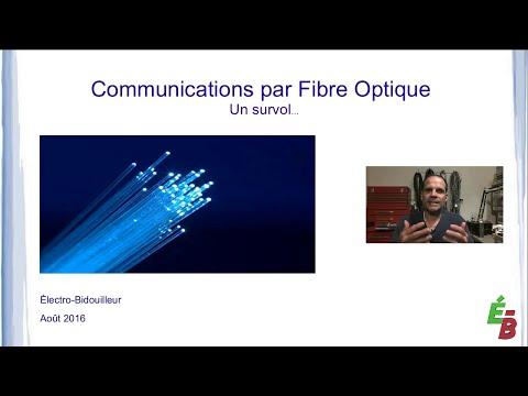 EB_#105 Introduction aux Communications par Fibre Optique