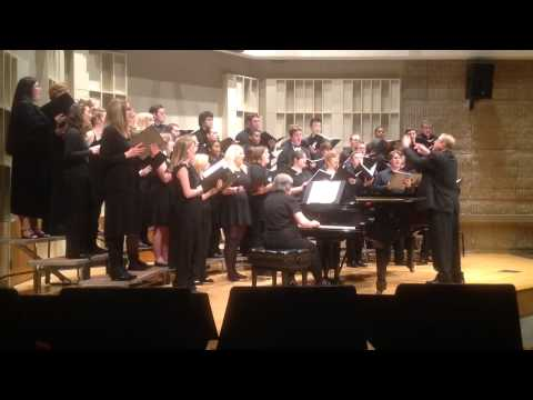 """Heartland"" by University of Toledo Concert Choral"