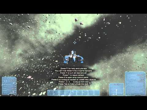 Space Dementia in Space Engineers