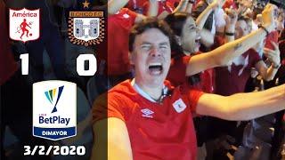 America de Cali 1 vs Boyaca Chico 0 | Reacciones | Liga BetPlay 2020