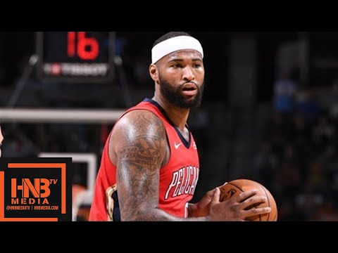 Orlando Magic vs New Orleans Pelicans Full Game Highlights / Week 10 / Dec 22