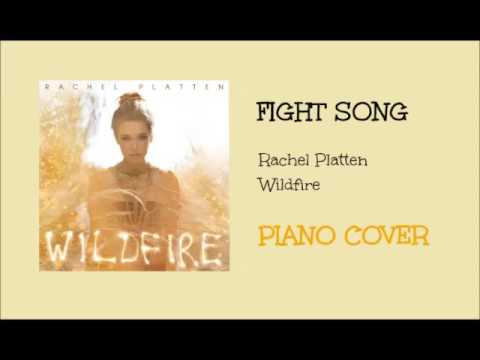 Fight Song by Rachel Platten (Piano Cover)