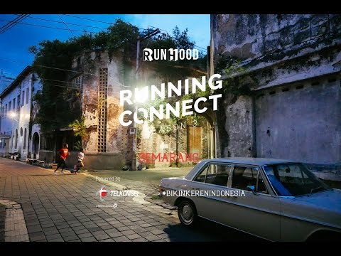 Running Connect City Guide: Semarang