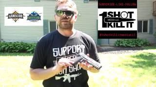 ROCK ISLAND ARMORY FS TAC ULTRA 45ACP - RANGE REVIEW - ARMSCOR