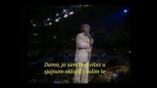 Kenny Rogers - Lady   - prevod na srpski HD