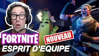 [LIVE FORTNITE] - NOUVEAU PASSE DE COMBAT ESPRIT D'ÉQUIPE FORTNITE SEMAINE 7 SAISON 10 ! - cetalex