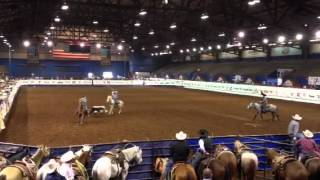 Willie Hart at Lazy E Arena in Guthrie, Oklahoma