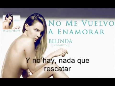 lyric belinda: