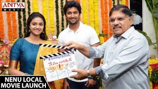 Nenu Local Movie Launch | Nani, Keerthy Suresh | Devi Sri Prasad