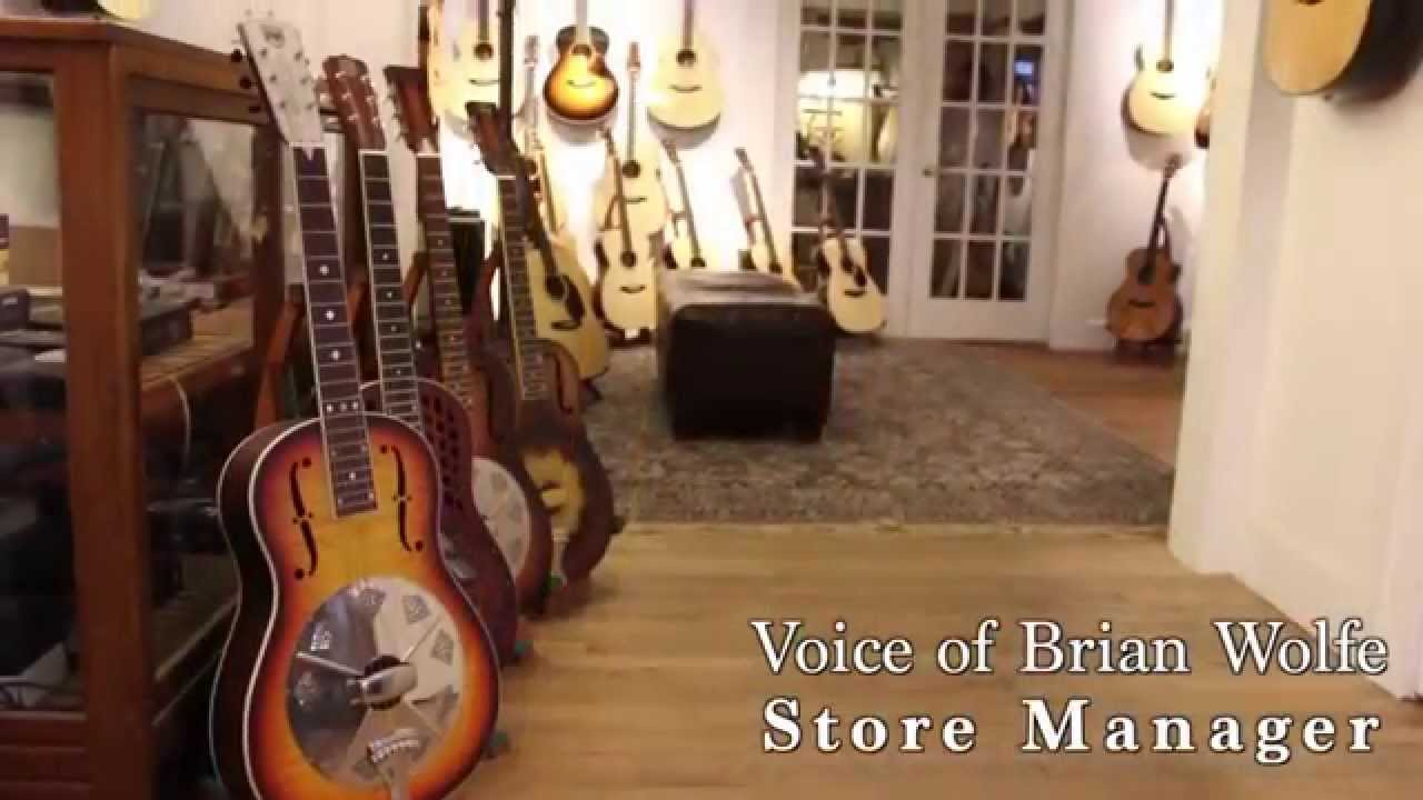 Acoustic Music   Fine Fretted Instruments