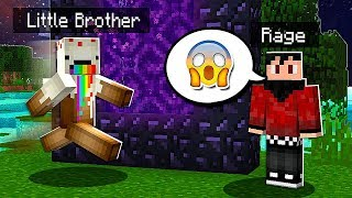 So My Little Brother Went Inside the CURSED Portal.. - REALMS EP39