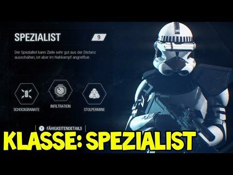Klassenvorstellung: Specialist   Star Wars Battlefront 2 Multiplayer Gameplay (Xbox One X)