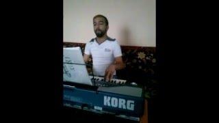 erbaalı piyanist özcan kurt BANA MI DÜŞTÜ CANLI super