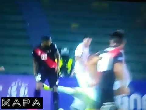 Triunfo peruano Sub 23 (3-2 a Paraguay)