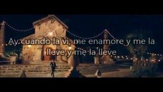 Marc Anthony - Flor Pálida - letra
