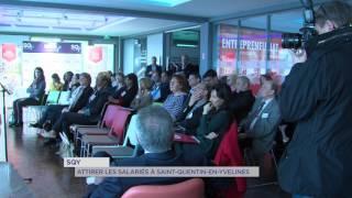 SQY : Attirer les salariés à Saint-Quentin-en-Yvelines