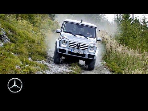 Mercedes-Benz G-Class: Extreme Offroad Test | #MBFanFilm
