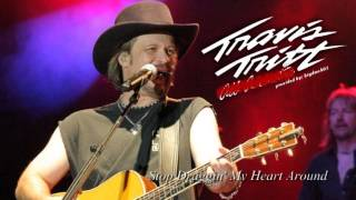 Travis Tritt - Stop Draggin My Heart Around (live) - Audio Only
