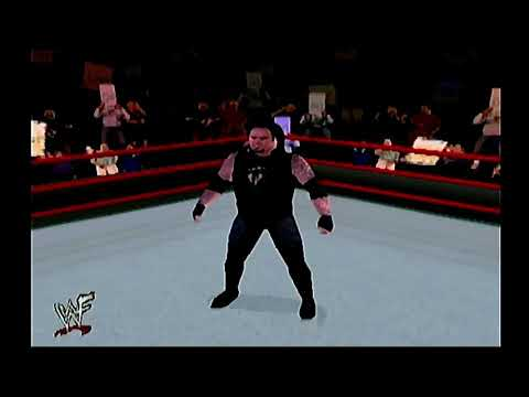 WWF Attitude: Career Mode With The Undertaker