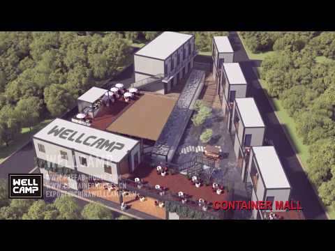 Customers Voices for Wellcamp Prefab House Famous Brand in China