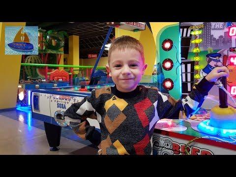 Большая Развлекательная Одиссея   Мастер Славик и Детские игровые автоматы   Анонс