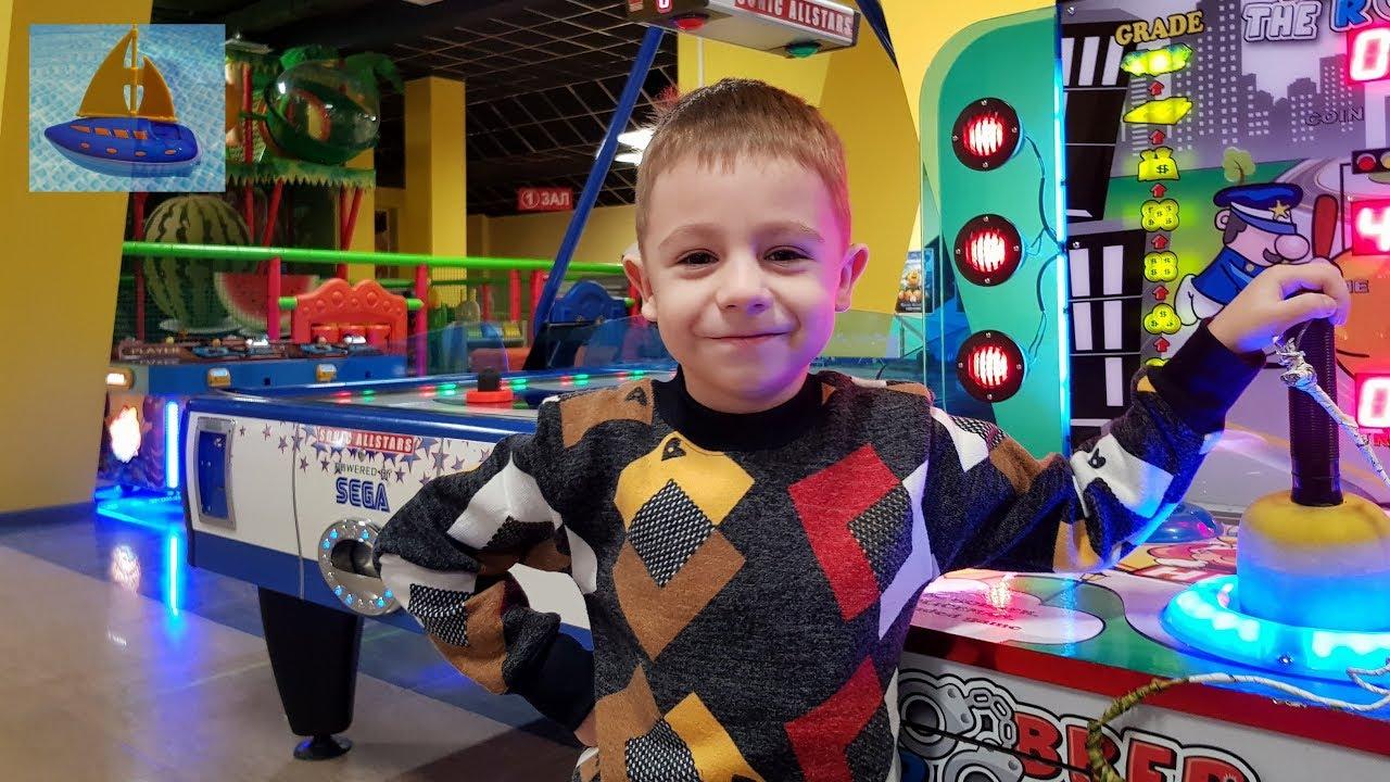 Детские автоматы игровые москва игровой автомат бесплатно компот