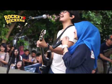 Rocket Rockers - Ingin Hilang Ingatan Live at SMAN 1 Pandeglang
