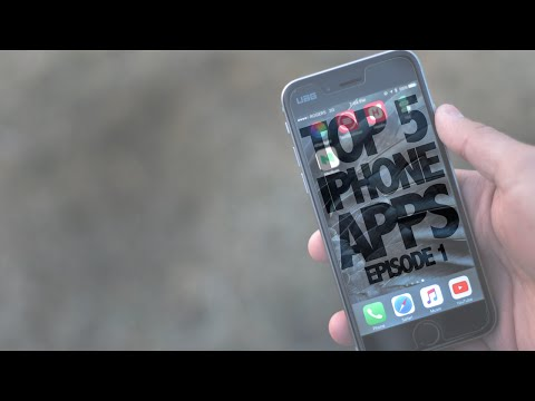iPhone 6s: Top 5 Apps (ep.1)