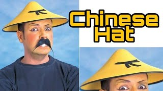 How to make Chinese Hat at Home with Cardboard   A Tech Malayalam