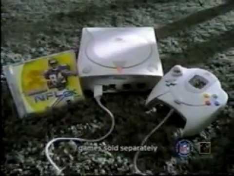 Sega Dreamcast Commercials (1999)