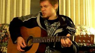 """Rainy Day In June"" Alan Jackson Cover"