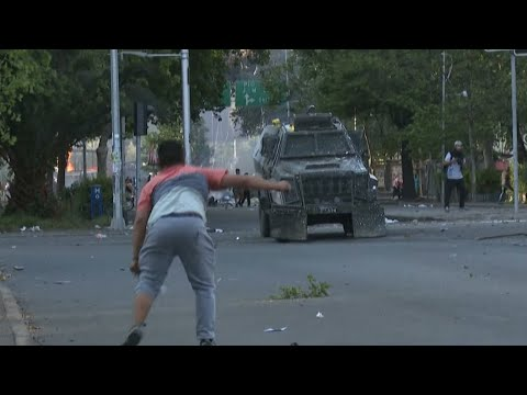 Chile's president promises change after deadly riots