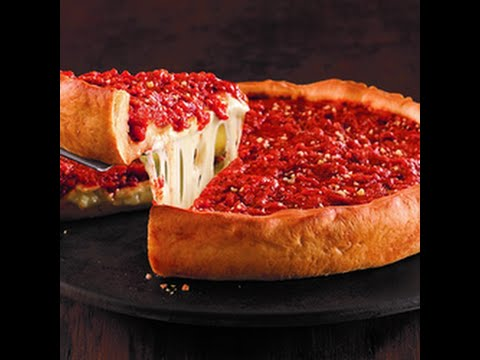 Dad's Giordano's Pizza Tutorial!!!