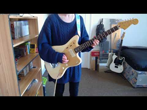 DIIV 'Doused' - Guitar Cover