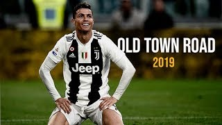 Cristiano Ronaldo 2019 Lil Nas X - Old Town Road   Crazy Skills & Goals   HD