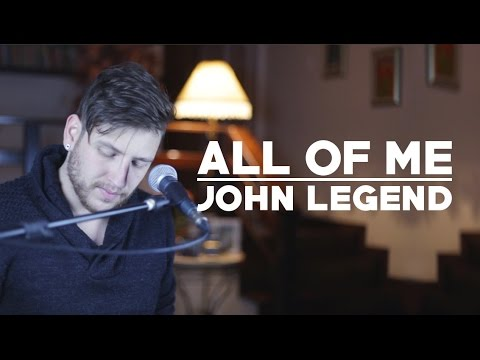 All of Me - John Legend Abe Salmoria Cover