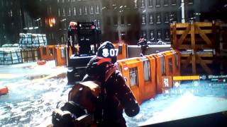 The Division Exclusive Gameplay