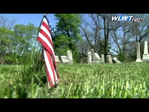 Group hopes to mark graves of Civil War veterans