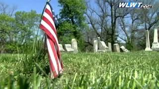 Group hopes to mark graves of Civil War veterans