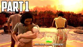"""Fallout 4 Walkthrough - Part 1 """"INTO THE VAULT!"""" (Let"""