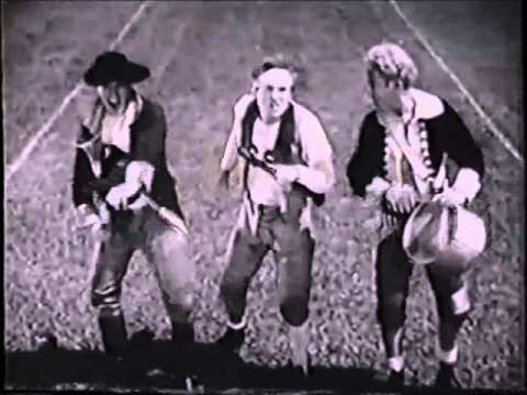 """The Ritz Brothers - Life Begins in College - """"Yankee Doodle Dance"""" 1937"""