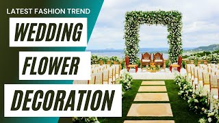 Wedding Flowers | Wedding Decorations | How to Decorate a Wedding with Flowers.