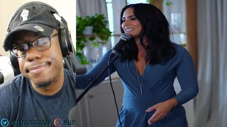 Demi Lovato - Father (Live) REACTION!