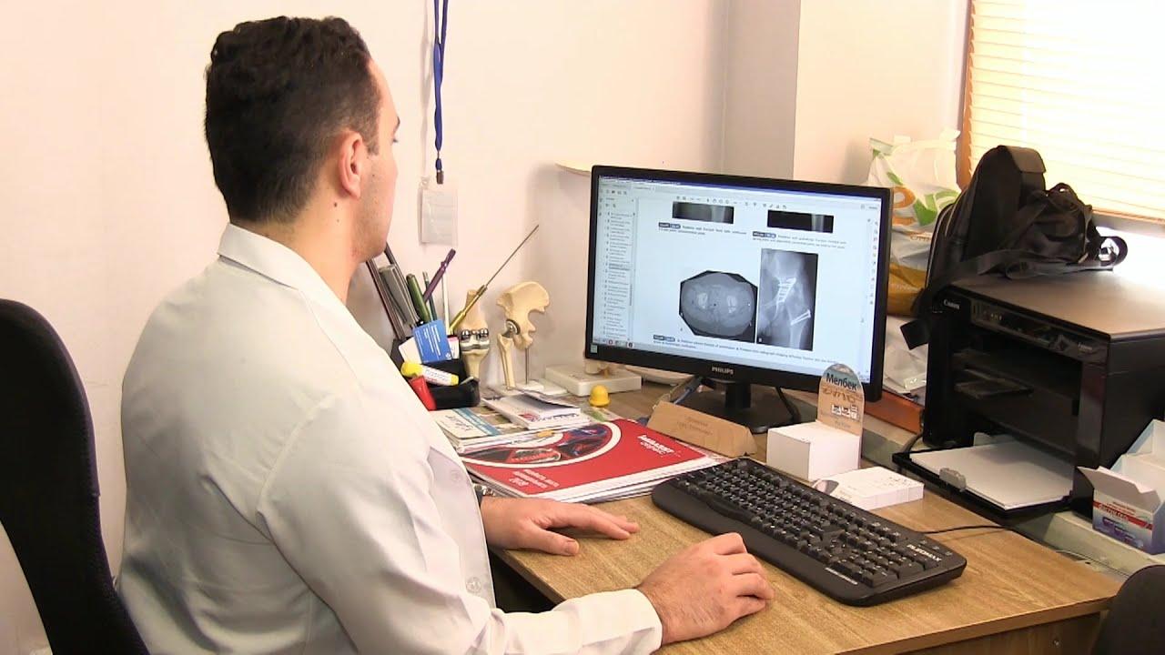 Відділ патології суглобів